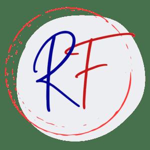 Le Rêveur français logo simple rouge1