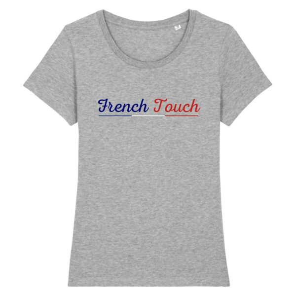 T-shirt French Touch - BIO - femme