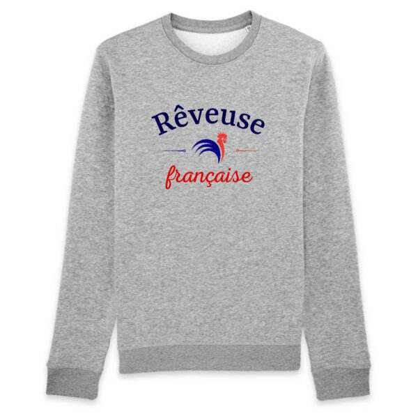 Sweatshirt Rêveuse française - BIO